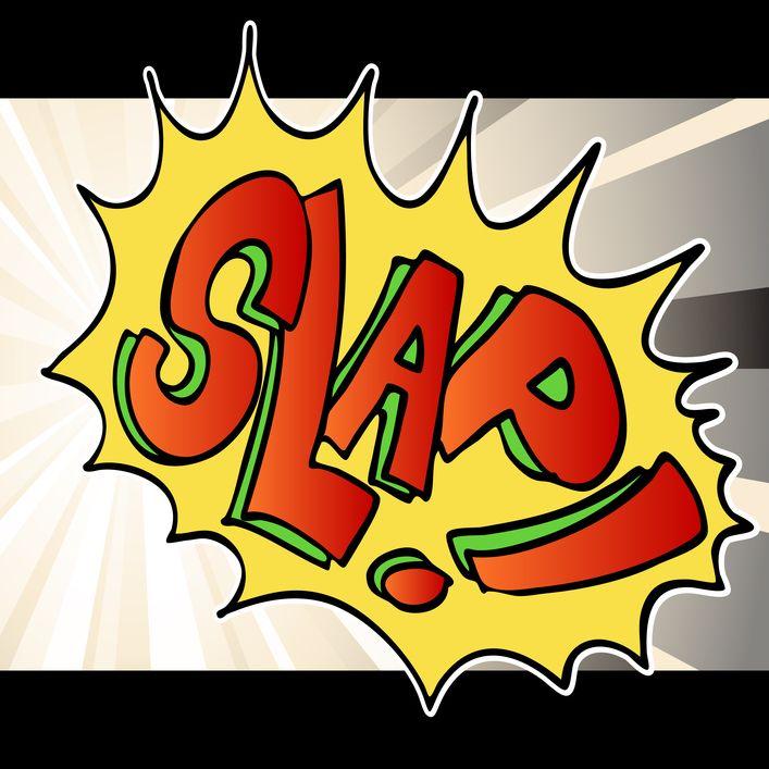 Google Slap (schiaffo di Google) è la penalizzazione che determina un aumento vertiginoso del CPC minimo richiesto, che può arrivare anche a 8/10 euro.