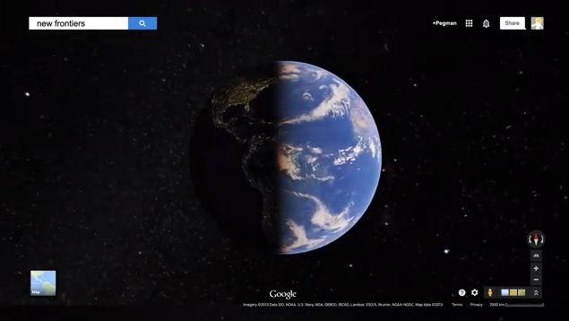Un bellissimo video che mostra cosa è stato cercato con Google nel 2013, con sottofondo musicale: