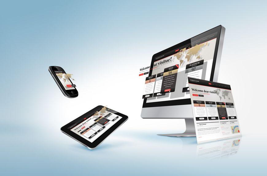 Il web design si sta adattando sempre di più alle interfacce dei dispositivi mobile, con grafiche semplici e pagine longer scrolling.