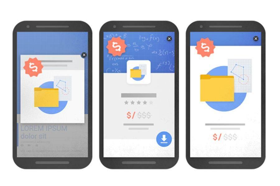 Google annuncia due imminenti modifiche per migliorare la ricerca e la consultazione dei contenuti da dispositivi mobili.