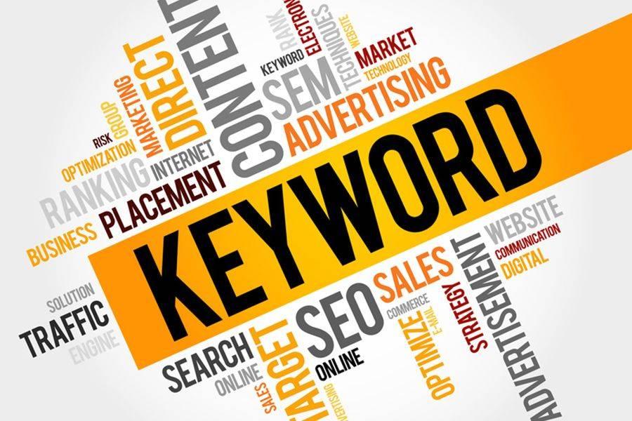 Esistono diversi tipi di parole chiave; esse hanno finalità distinte e quindi vanno utilizzate diversamente in una strategia di promozione.