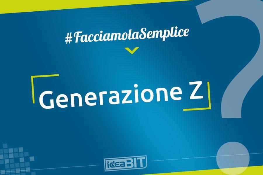 A costituire la cosidetta Generazione Z sono i ragazzi nati dopo il 1997, i nativi digitali per definizione.