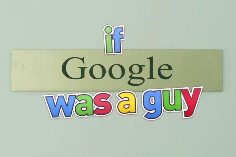 Tre video esilaranti che mostrano cosa succederebbe se Google fosse una persona vera.