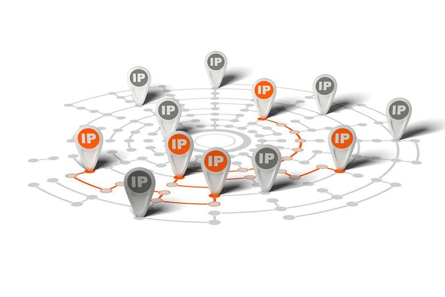 Per evitare che il traffico della rete aziendale e quello interno si mescolino bisogna ricorrere a filtri basati sugli indirizzi IP e sulle espressioni regolari.