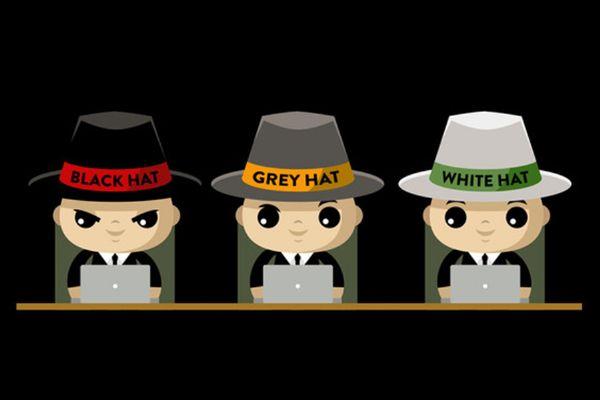 Differenze tra SEO con il cappello Nero, Bianco o Grigio