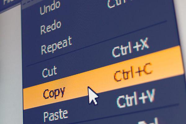 È possibile impedire il salvataggio di testi e immagini dal sito web?