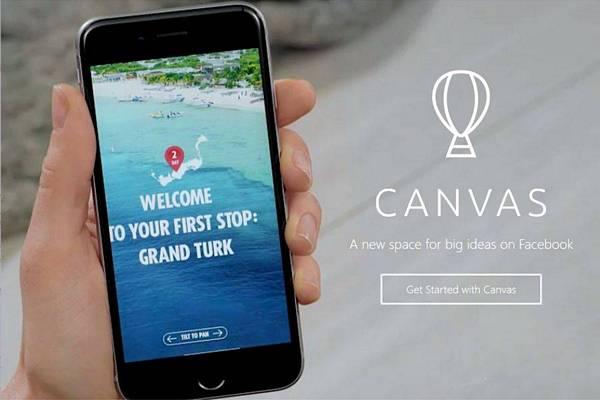 Facebook Canvas la rivoluzione per la pubblicità su smartphone