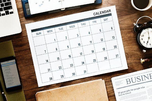 Best practice per inserire le date nelle pagine web