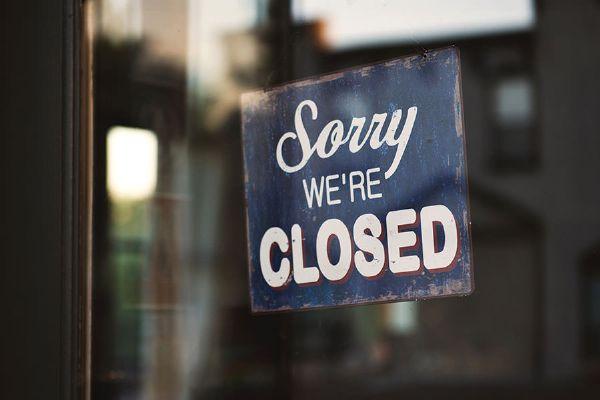 Google contrassegna molte attività chiuse definitivamente