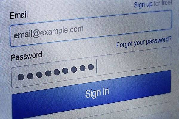 Memorizzare sul browser l'username e la password