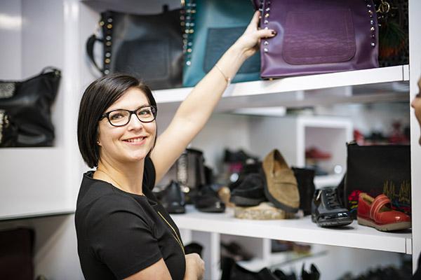 Siti Ecommerce per negozi di borse e calzature
