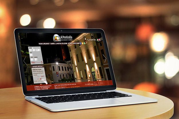 Sito web per azienda turistica