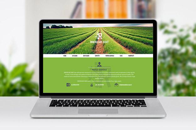 Progettazione sito web per Studio Ranzi