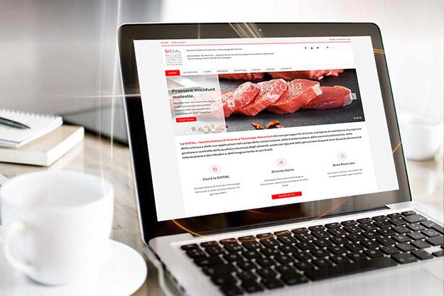 Realizzazione sito internet per il dipartimento di scienze alimentari