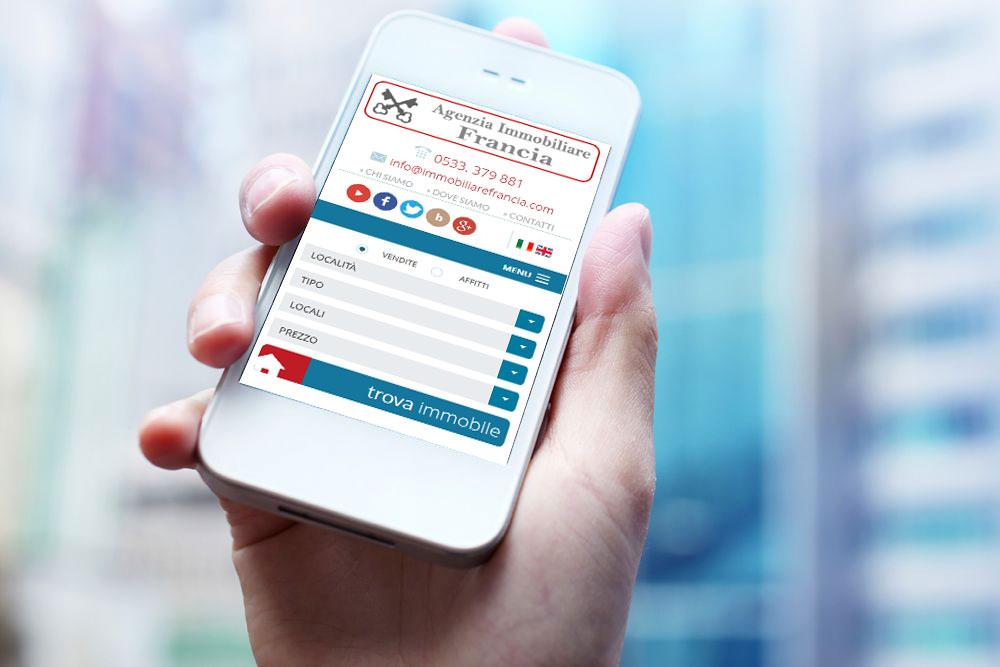 Siti web per agenzie immobiliari - Agenzie immobiliari francia ...