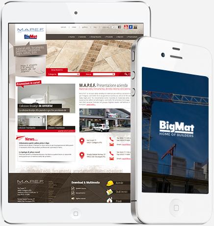 Web agency specializzata nel settore dell'edilizia