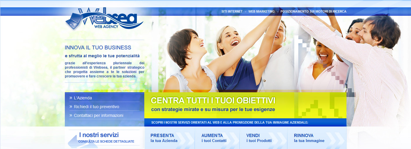 Websea è stata acquisita da ideaBIT web agency